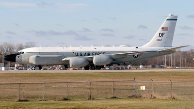 62-4132 - Boeing RC-135V Rivet Joint - United States - US Air Force (USAF)
