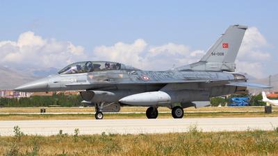 94-0108 - Lockheed Martin F-16D Fighting Falcon - Turkey - Air Force