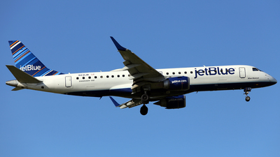 N231JB - Embraer 190-100IGW - jetBlue Airways