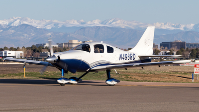 N498RD - Columbia 400 - Private