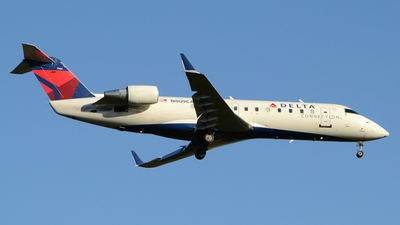 N809CA - Bombardier CRJ-100ER - Delta Connection (SkyWest Airlines)