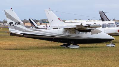 VH-IXD - Partenavia P.68B Victor - Private