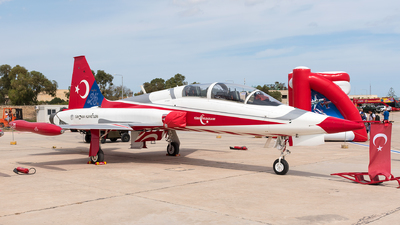 71-4021 - Canadair NF-5B Freedom Fighter - Turkey - Air Force