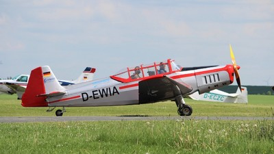 D-EWIA - Zlin Z-226MS Trener - Private