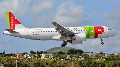 A picture of CSTVC - Airbus A320251N - TAP Air Portugal - © César Silva - Azores