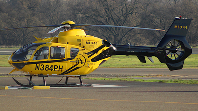 N384PH - Eurocopter EC 135P2+ - PHI Air Medical