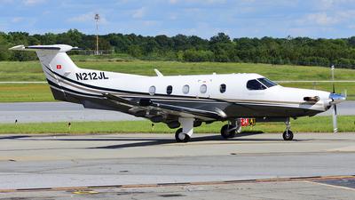 A picture of N212JL - Pilatus PC12/47E - [1119] - © Agustin Anaya