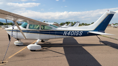 N401SS - Cessna 182P Skylane - Private