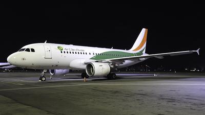 TU-TSB - Airbus A319-111 - Air Côte d´Ivoire