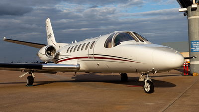 N338R - Cessna 560 Citation Ultra - Private