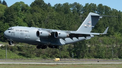 06-6160 - Boeing C-17A Globemaster III - United States - US Air Force (USAF)