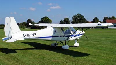 D-MENF - Ikarus C-42C - Luftsportverein Bad Endorf-Prien