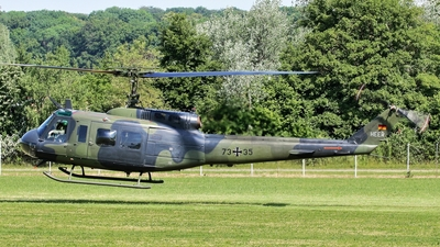 73-35 - Bell UH-1D Iroquois - Germany - Army