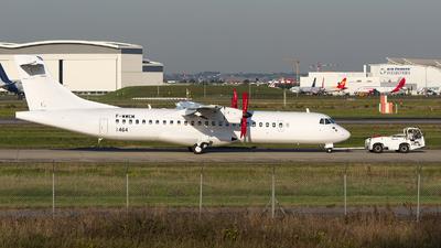 A picture of FWWEM - ATR 72600 - [] - © Ramon Jordi