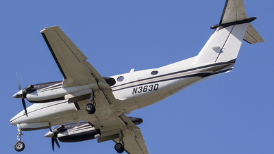 N363D - Beechcraft 200 Super King Air - Private