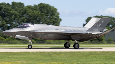 11-5038 - Lockheed Martin F-35A Lightning II - United States - US Air Force (USAF)