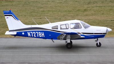 N727BH - Piper PA-28-151 Warrior  - Private