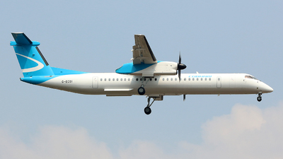 A picture of GECOI - De Havilland Canada Dash 8400 - [4224] - © Akangaviation