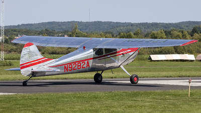 N9282A - Cessna 170A - Private