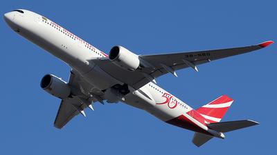 3B-NBQ - Airbus A350-941 - Air Mauritius