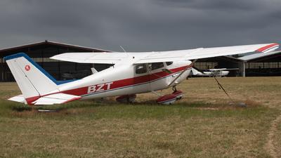 ZK-BZT - Cessna 172B Skyhawk - Private