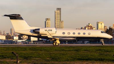 LV-JQW - Gulfstream G400 - Baires Fly
