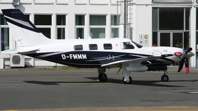 D-FMMM - Piper PA-46-M500 - Private