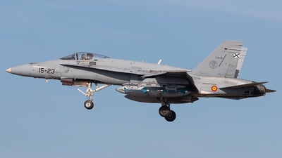 C.15-36 - McDonnell Douglas EF-18M Hornet - Spain - Air Force