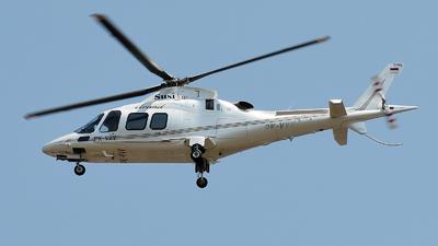 PK-VVV - Agusta-Westland AW-109SP GrandNew - Susi Air