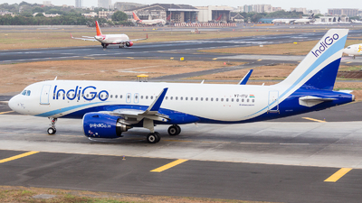 VT-ITU - Airbus A320-271N - IndiGo Airlines