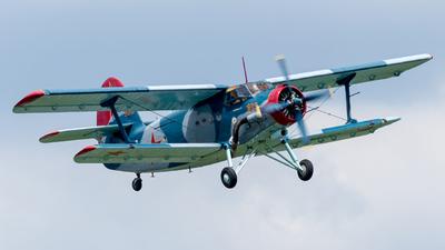 LY-MHC - PZL-Mielec An-2R - Private
