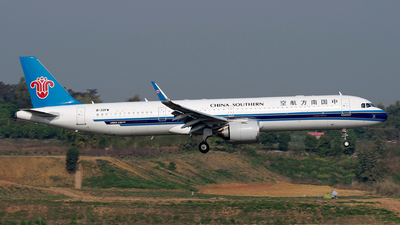 A picture of B30FW - Airbus A321253NX - China Southern Airlines - © baobao723