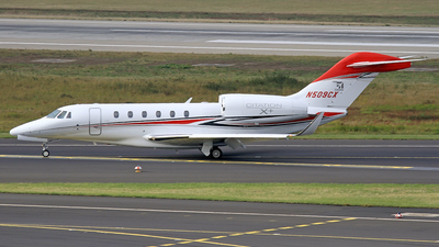 N509CX - Cessna 750 Citation X - Cessna Aircraft Company