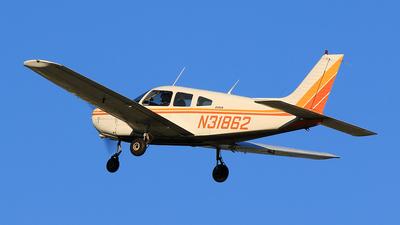 A picture of N31862 - Piper PA28161 - [287816587] - © Hongming Zheng
