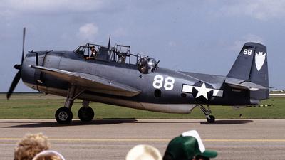 NX88HP - Grumman TBM-3E Avenger - Private