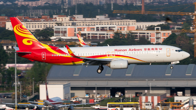B-1503 - Boeing 737-84P - Hainan Airlines