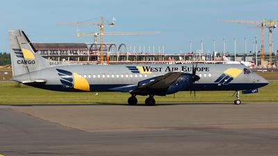 SE-LPT - British Aerospace ATP(F) - West Air Europe