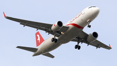 A6-ANO - Airbus A320-214 - Air Arabia