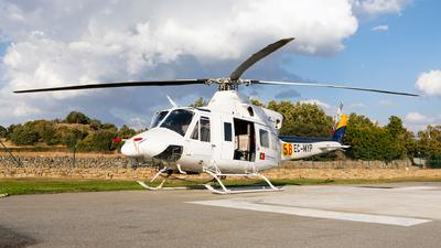 EC-MYP - Bell 412SP - HeliBravo