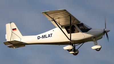 A picture of DMLAT - Ikarus C42 - [] - © Julian S.