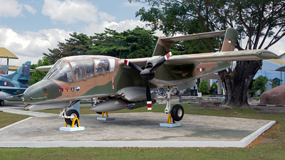TT-1015 - North American OV-10 Bronco - Indonesia - Air Force