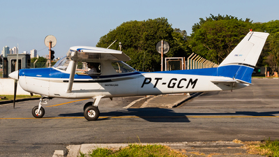 PT-GCM - Cessna 152 - Private