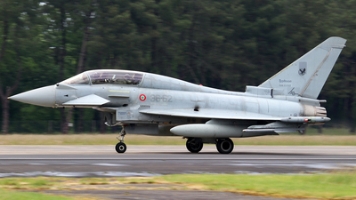MM55092 - Eurofighter Typhoon EF2000(T) - Italy - Air Force