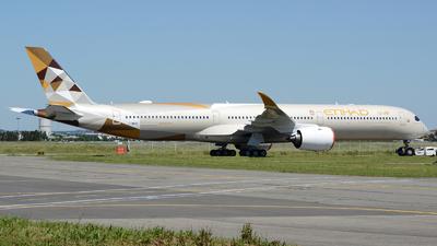 F-WXAE - Airbus A350-1041 - Etihad Airways