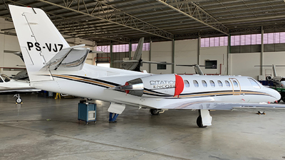 PS-VJZ - Cessna 560 Citation Encore - Private