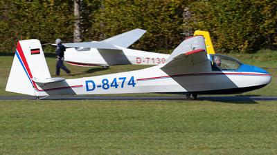 D-8474 - Schleicher KA-8B - Private