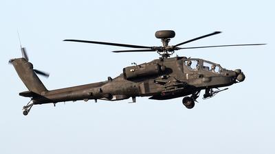 A picture of ZJ182 - Westland WAH64 Apache -  - © Ian Howat