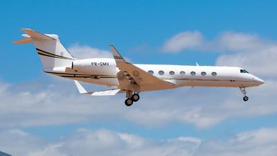 PR-GMV - Gulfstream G-V(SP) - Private