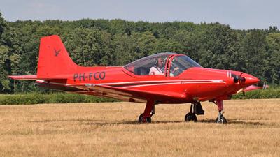 A picture of PHFCO - Sequoia F.8L Falco - [PFA10010843] - © Ton Peterbroers