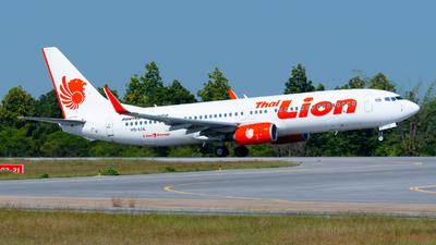 A picture of HSLUL - Boeing 7378GP - Thai Lion Air - © Amarase Pamarapa